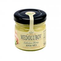 Крем-мёд Medolubov лайм-имбирь 40мл