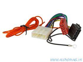 Aura AWH-NS04 ISO переходник  (NISSAN 06+ / Subaru 07+ )